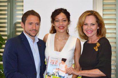 Patricia Pérez presenta su libro arropada por Manuel Martos y Ana Bono