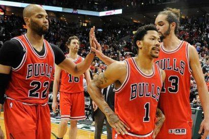 Los Bucks alargan la serie ante los Bulls de Pau Gasol