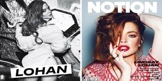 El tatuaje en el culo de Lindsay Lohan que pone contentos a los 'burros'