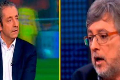 """Pedrerol le clava un puyazo a José Damián González: """"Tú, como atlético, ¿estás contento con las bajas de Modric y Bale?"""""""