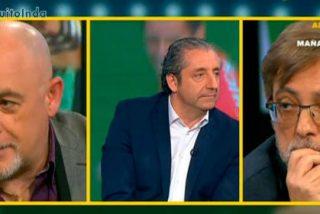 """Pedrerol acribilla a Damián González y Duro por su obsesión con Mourinho: """"La imagen que estáis dando no es buena para vosotros"""""""