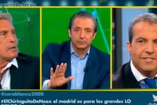 """Gatti sacude de lo lindo a Soria pero Pedrerol le frena: """"¡Que tú has jugado al fútbol cuando la gente tenía barriga!"""""""