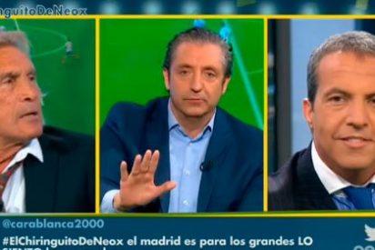 Gatti sacude de lo lindo a Soria pero Pedrerol le frena: