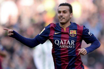 El Chelsea quiere evitar el que Pedro fiche por el Valencia