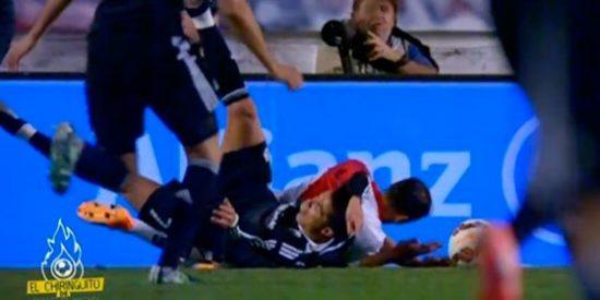 """Ancelotti, cabreado con el árbitro de Vallecas: """"Me parece increíble que no haya pitado el penalti a Cristiano"""""""