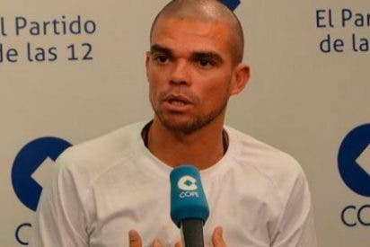 Pepe vuelve a una convocatoria del Real Madrid en la que no entra Bale