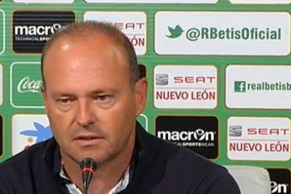 El Betis contrató un sustituto para Pepe Mel un mes antes de despedirle