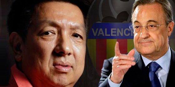 El fichaje de otro jugador provoca la guerra entre Valencia y Real Madrid