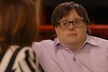 """Pepa Bueno se luce con Fernando Tejero pero se lleva un corte de Pablo Pineda. """"No te ofendas pero tú tampoco eres Naomi Campbell"""""""