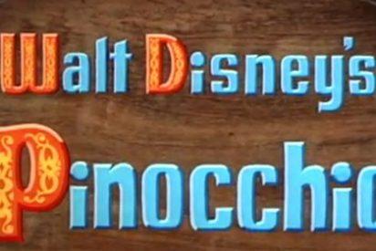 'Pinocho' tendrá su remake de acción real