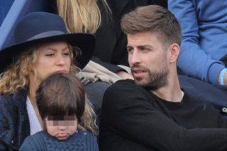 La mala educación de Piqué y Shakira enfurece a los presentes en el tenis