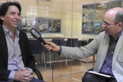 """Percival Manglano: """"La amenaza que supone Podemos para España no la representa Ciudadanos"""""""