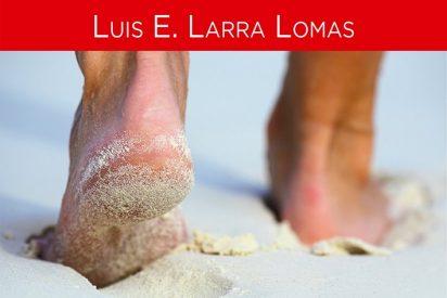 Luis Esteban Larra presenta Por mí y por el Evangelio