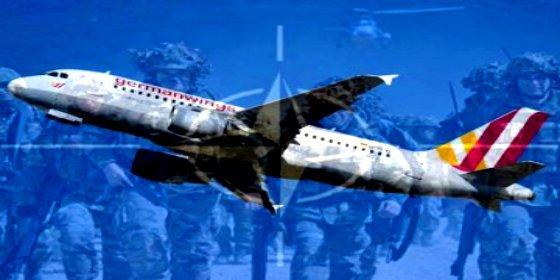 ¿Fue abatido el avión de Germanwings por un rayo láser que usaba la OTAN?