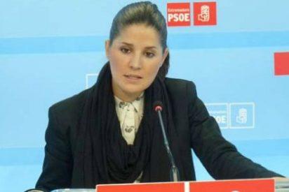 """Gil Rosiña (PSOE): """"La gestión de Monago ha fomentado el paro y el exilio juvenil"""""""