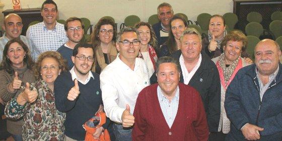 Aprobada la candidatura del PP de Valencia de Alcántara