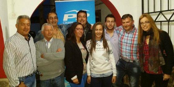 PP de Vegaviana (Cáceres) presenta su candidatura completa al Ayuntamiento