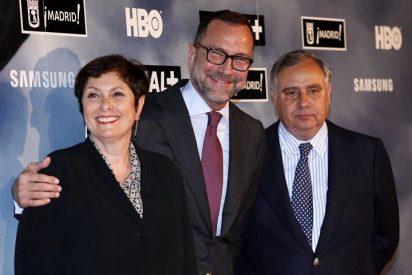 Fernando Martínez de Irujo, Paloma Lago y Peter Vives, apasionados de 'Juego de Tronos'