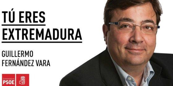 """El PSOE de Extremadura presenta su campaña electoral: """"Tú eres Extremadura"""""""