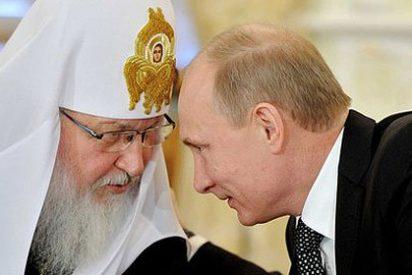 Putin felicita la Pascua a los fieles ortodoxos