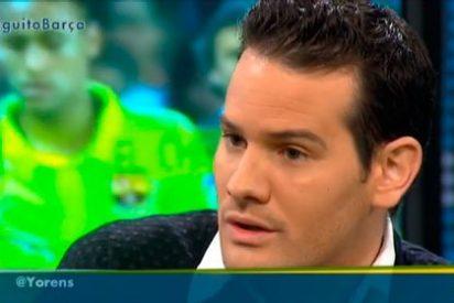 "Quim Doménech se crece con la victoria del Barça al PSG: ""Este tridente culé huele a triplete"""
