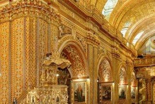 Los Cristos de Oro de Quito