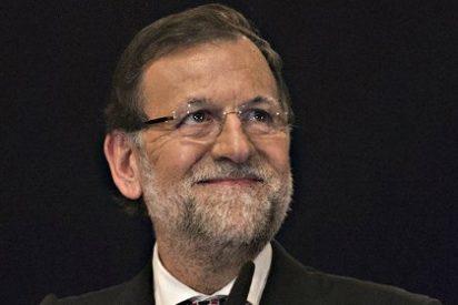 """Mariano Rajoy considera la detención de Rato un """"espectáculo bochornoso"""""""