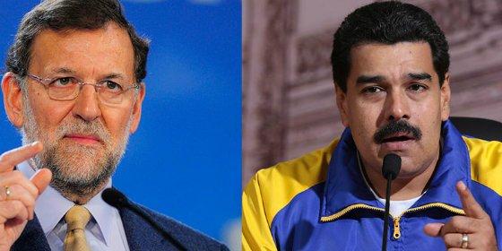 """El vídeo de un furioso Maduro que amenaza a España: """"El rajao de Rajoy es un racista"""""""