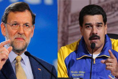 El País elogia a Aznar y La Razón a Felipe González por Venezuela