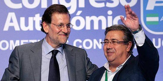 El posible descalabro de Zoido en Sevilla: ¿otra derrota de Rajoy?