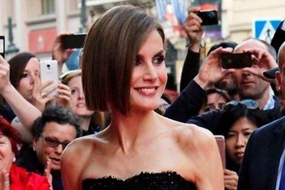 Los mejores peluqueros de nuestro país analizan el cambio de look de la reina