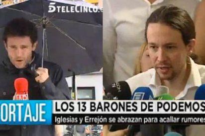"""Ana Rosa abronca a Teresa Rodríguez: """"Hemos tenido que comprar las imágenes de Podemos a una agencia porque no nos dejaron entrar; ¡nos pasa igual con el PP!"""""""