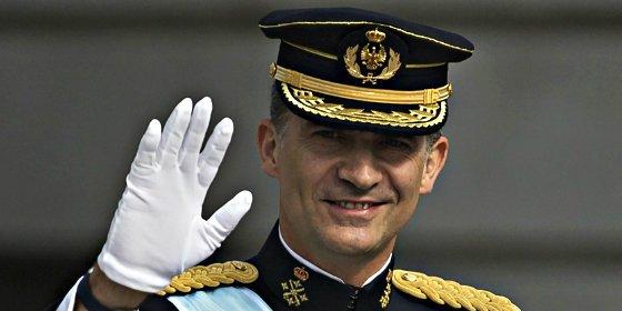 El Rey visitará el lunes la Base Aérea de Zaragoza