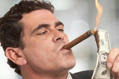Las 5 extrañas maneras de hacerse millonario con mucha gracia y no menos garbo
