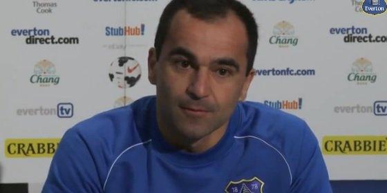¡Quiere a Roberto Martínez como técnico la próxima temporada!