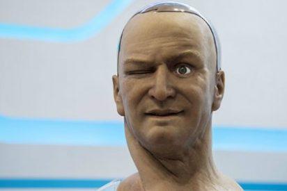 El humanoide Ham es feo a rabiar... pero te contesta y sabe si estás cabreado