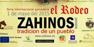 Zahínos (Badajoz) se prepara para acoger su Feria Internacional Ganadera