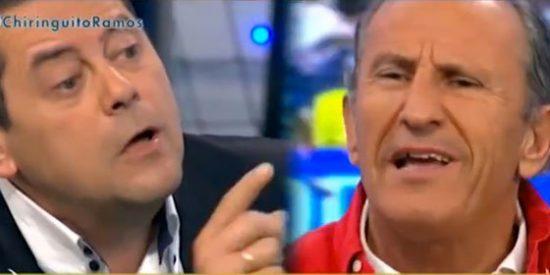 """Roncero hace alarde del potencial económico del Madrid y Petón le para los pies: """"Hablar de pasta es arrogante y hortera"""""""