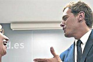 Ciudadanos lanza una OPA hostil para devorar a UPyD