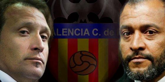 No quiere seguir en el Valencia y podría tener una oferta del FC Barcelona