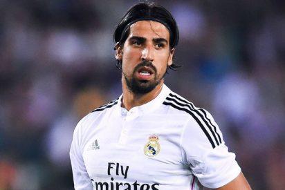 ¡El agente de Khedira ya está negociando con este club!