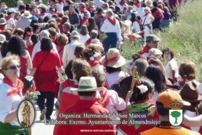 Abierto el plazo de inscripción para las Carrozas de San Marcos 2015 en Almendralejo