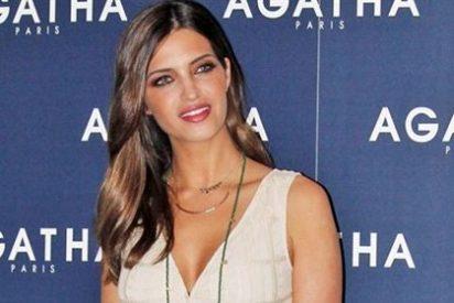 Sara Carbonero, embajadora de Agatha en su mejor momento personal