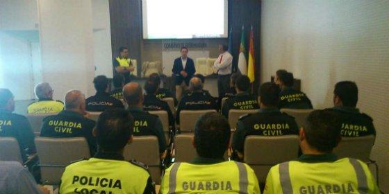 Seminario sobre Terrorismo y Delincuencia Organizada en Badajoz