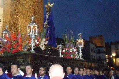 Procesiones Jueves Santo 2015 en Cáceres