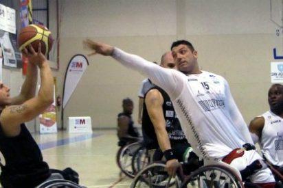 Mideba Extremadura, a las puertas de la gran final de la liga de baloncesto en silla de ruedas