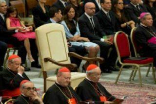 Pobres, inmigrantes y sintecho, invitados de honor al concierto del Papa