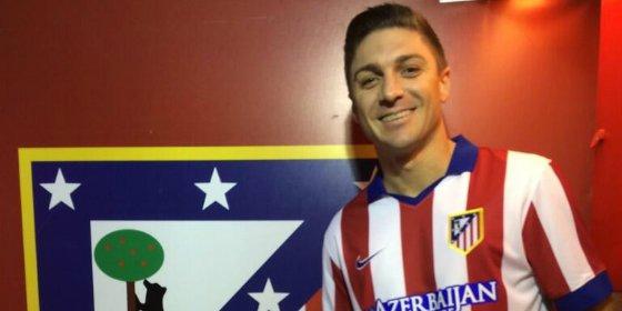 El Atlético podría venderlo para hacer hueco a Filipe Luis