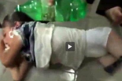 [Vídeo] El ataque químico contra niños sirios que hizo llorar a funcionarios de la ONU