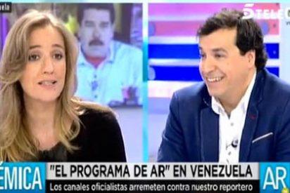 """Tania Sánchez vuelve a pisar otro charco: """"ETA y Venezuela son la construcción de un enemigo para PP y PSOE"""""""